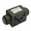 Modular pilot operated check valve MPC-02-A